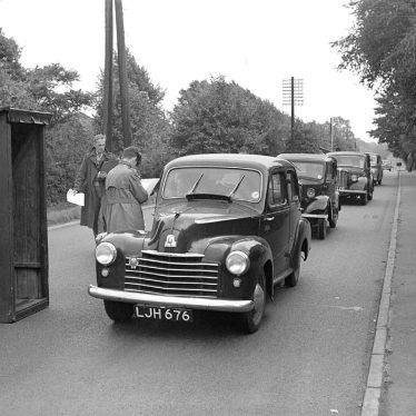 Atherstone.  Watling Street