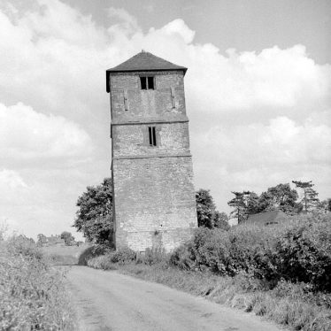 Kings Newnham.  Church tower near Brinklow