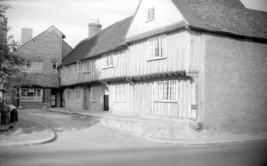 Guy Fawkes House, Dunchurch.  1955