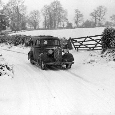 Astley.  Snow scene