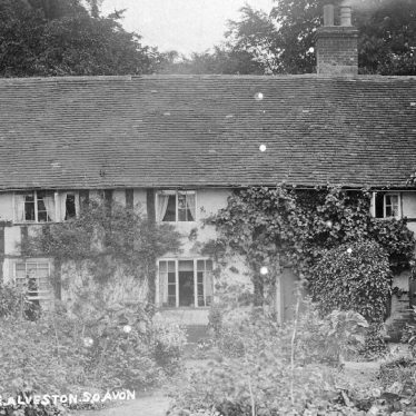 Alveston.  Old Vicarage