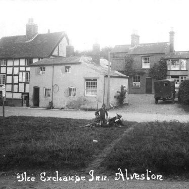 Alveston.  Exchange Inn