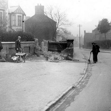 Attleborough.  Lutterworth Road & Highfield Road junction