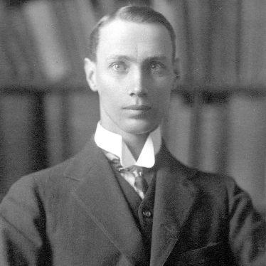 Nuneaton.  Frederick Clay, Town Clerk