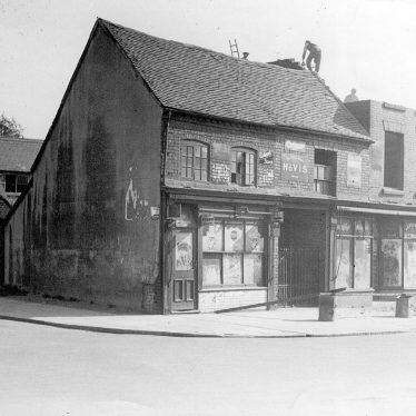 Nuneaton.  Newtown Road/Abbey Street