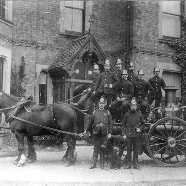 Nuneaton.  Fire Brigade