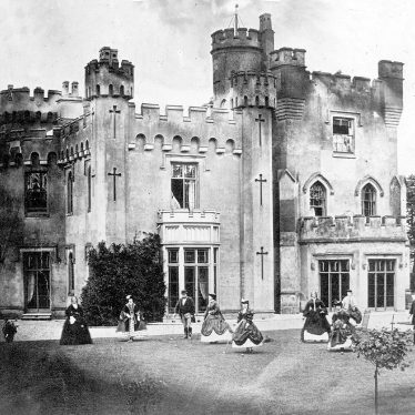 Weddington Castle.