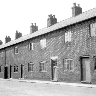 Bedworth.  Roadway Cottages
