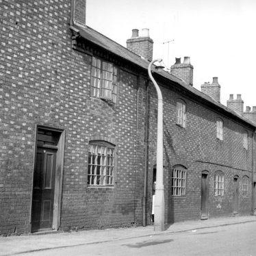 Bedworth.  Roadway Cottages