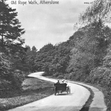 Atherstone.  Old Rope Walk