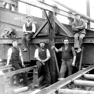 Nuneaton.  Stanley's pit workers