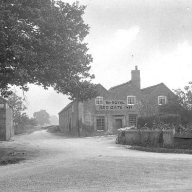 Fenny Drayton.  Red Gate Inn