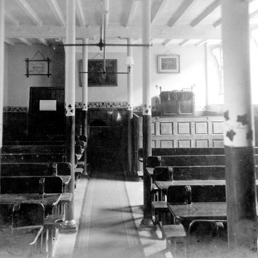 Chilvers Coton.  Workhouse College Chapel