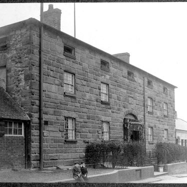 Chilvers Coton.  College for the Poor (Workhouse)
