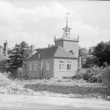 Nuneaton.  Old Grammar School