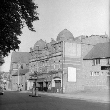 Nuneaton.  Hippodrome Theatre
