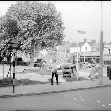Nuneaton.  Bond Gate