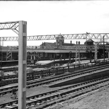Nuneaton.  Trent Valley Railway Station