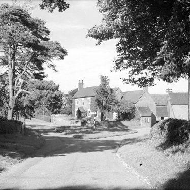 Copston Magna.  Village view