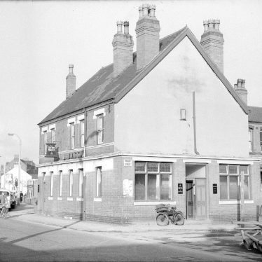 Nuneaton.  Wheatsheaf Inn