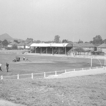 Nuneaton.  Football ground