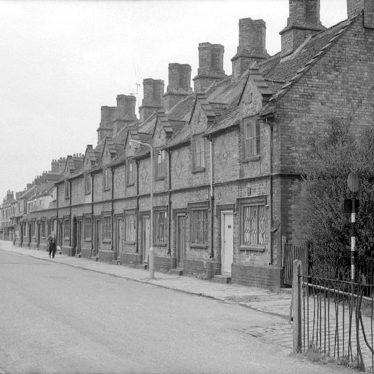 Nuneaton.  Wheat Street