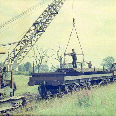 Willey.  Rail lifting