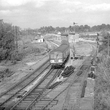 Whitacre, Nether.  Railway Station