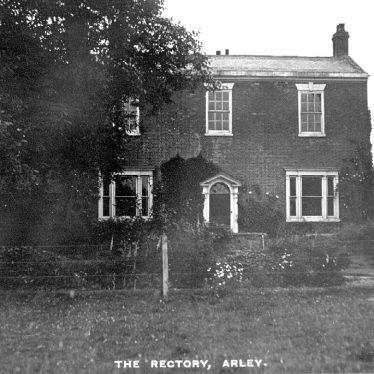 Arley.  Rectory