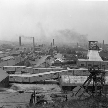 Nuneaton.  Griff Colliery