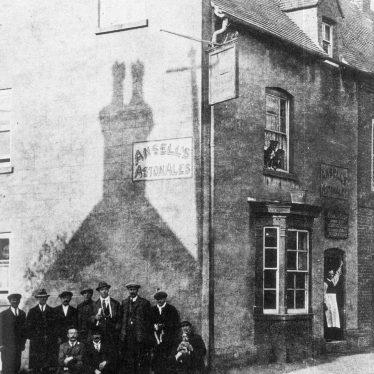 Coleshill.  Woodman Inn