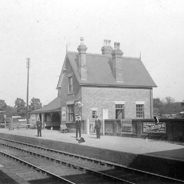 Arley and Fillongley.  Railway Station