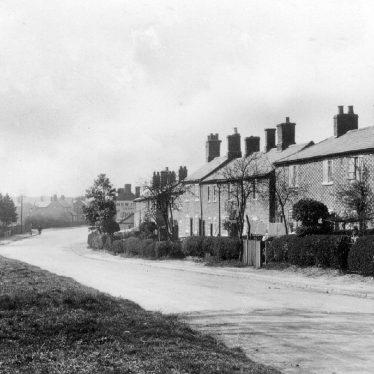 Bulkington.  Withybrook Road