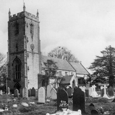 Bulkington.  St James Church