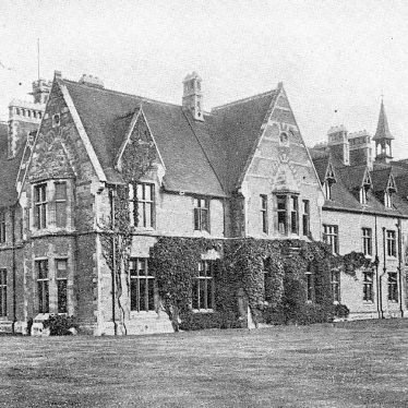 Coleshill.  Diocesan House