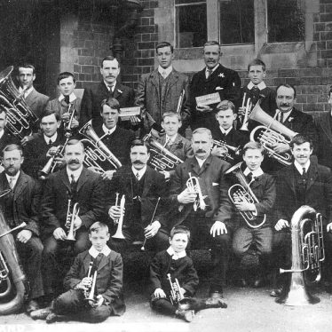 Coleshill.  Coleshill & District Brass Band