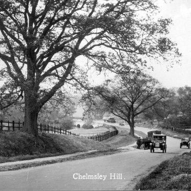 Coleshill.  Chelmsley Hill