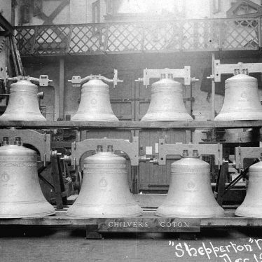 Chilvers Coton.  Church Bells