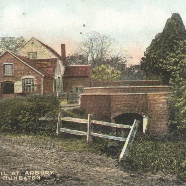Arbury.  Old Mill