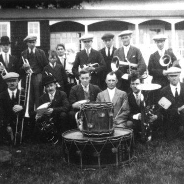Arley.  Adult School Band
