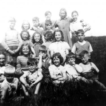 Arley.  Group of children