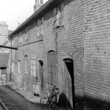 Atherstone.  Long Street, Bond's Buildings