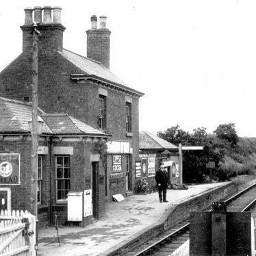 Coleshill.  Railway Station