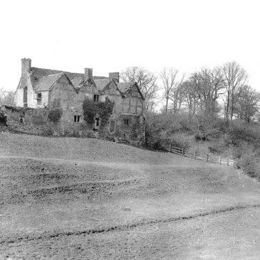 Hartshill.  Castle