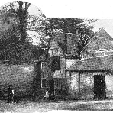 Warwick.  Castle Lane