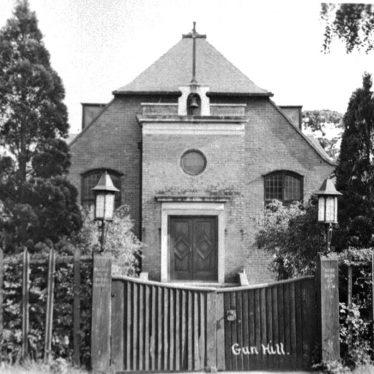 Arley.  Gun Hill Church