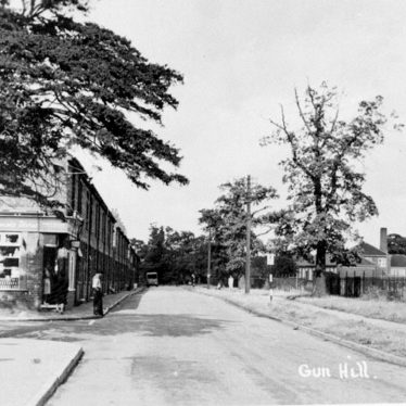 Arley.  Gun Hill