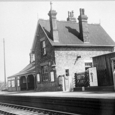 Arley.  Railway Station