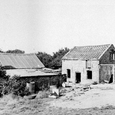Baddesley Ensor.  Knacker's yard