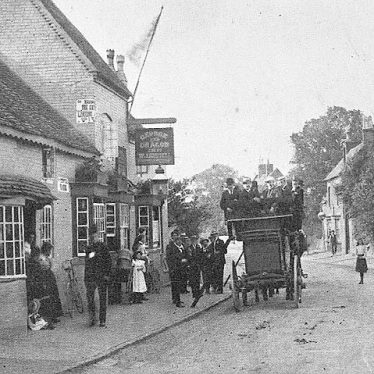 Coleshill.  George & Dragon